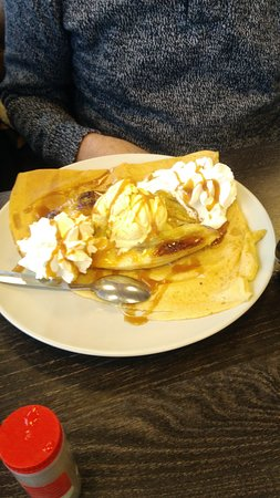 Ploudalmezeau, Fransa: Dessert