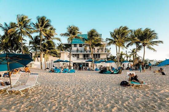 Numero Uno Beach Bar San Juan Menu