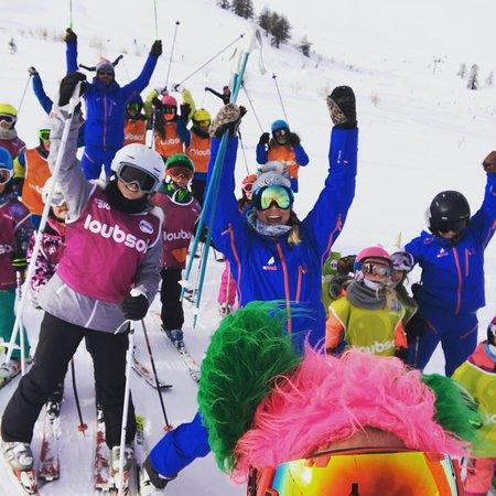 Montgenevre, Francja: Mini groupes en ski et en snowboard