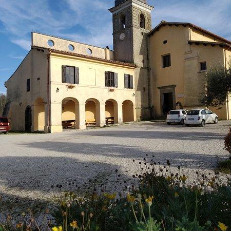Lacio, Italia: Il Santuario di Santa Maria del Sorbo