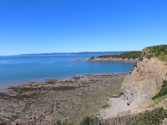 Waterside, Canada: Cliffs