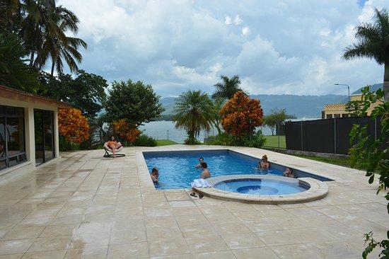 San Vicente Pacaya Photo