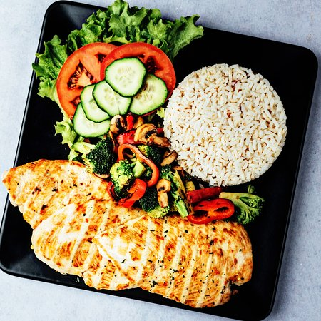 Fit food for Fit People 💪