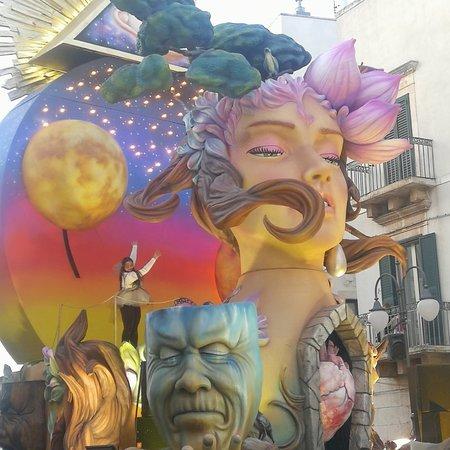 Museo diffuso Carnevale di Putignano