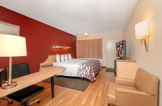 Red Roof Inn Greenville: Superior King