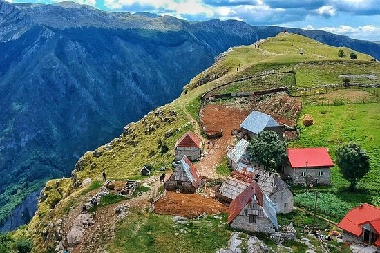 Lukomir Village Tour fra Sarajevo