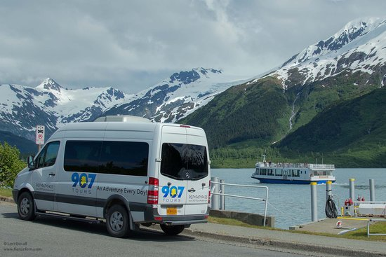 907 Tours: Anchorage Day Tours