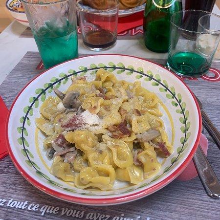 Une très bonne cuisine italienne
