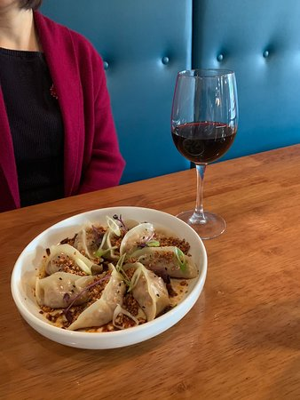 If you are in the mood for dumplings, these are the best in Christchurch. The food at Duo is amazing.
