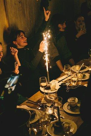 Brasserie Cézanne: Anniversaire à Cézanne
