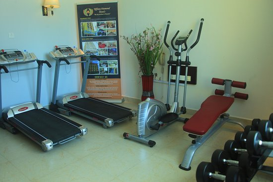 Mtwara, แทนซาเนีย: Gym is open 24hrs for our in house guests and is complementary.