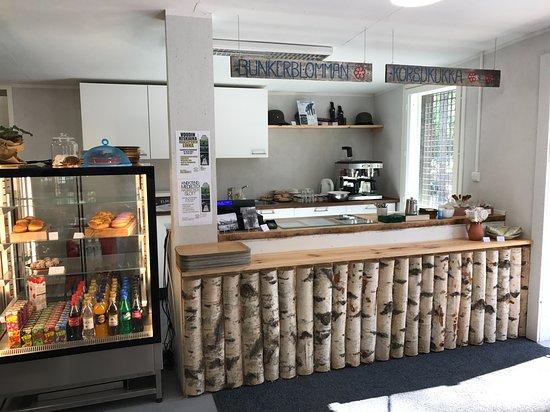 Cafe Bunkerblomman