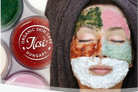 Organic facial care product
