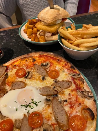 Book table online frankie and bennys