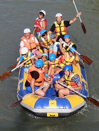 Rafting Río segura