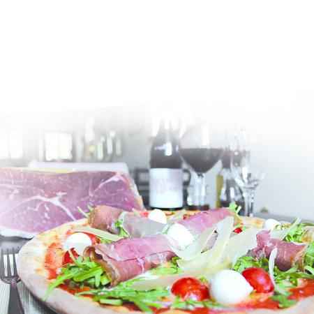 Hermance, Suiza: Pizza Miss Italia une délice pour vos papilles!