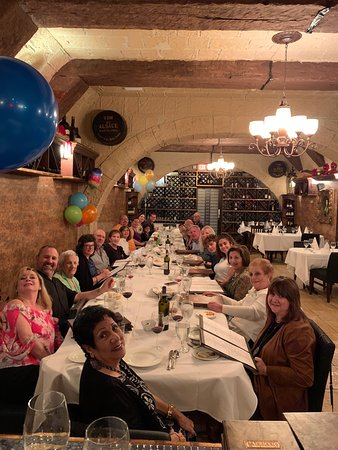 80th Birthday Party in the private room