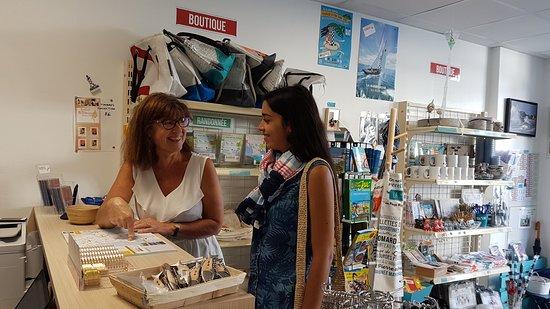 Office de Tourisme de l'Ile-Tudy - Destination Pays Bigouden Sud