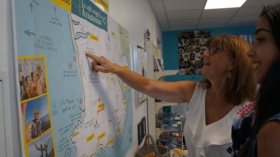 Ile-Tudy, Fransa: Carte des habitants - Pays Bigouden Sud