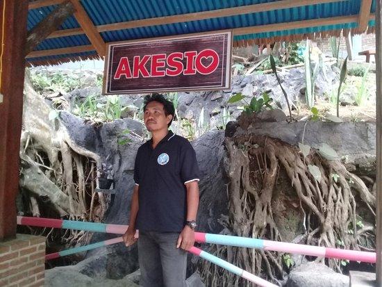 North Sulawesi, Indonesië: Akesio.. Akesio is one of some tour destinations of Sitaro achipelago...