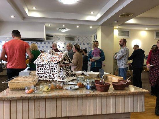 Serpukhovsky District, Rusia: Очередь в ресторане