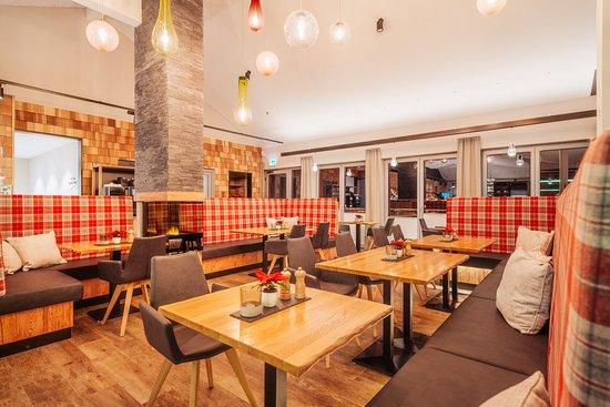 """Schierke, Almanya: Hauseigenes Restaurant """"Heinrich's"""""""