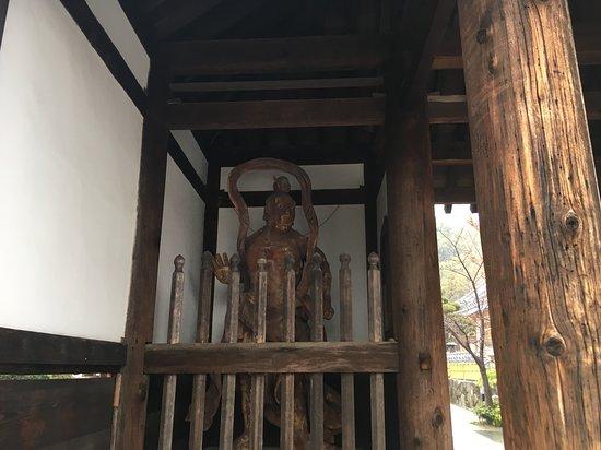 Suma-dera Temple Niomon