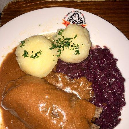 Pratos típicos alemães,muito saborosos