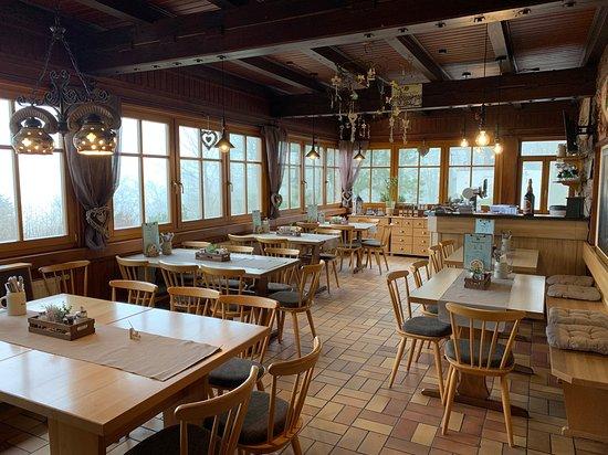Bad Rodach, Германия: Innenbereich mit bis zu 70 Sitzplätze