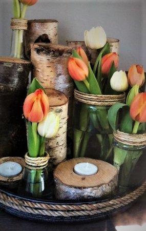 Tulips:) Ahhh... Spring is just around the corner!