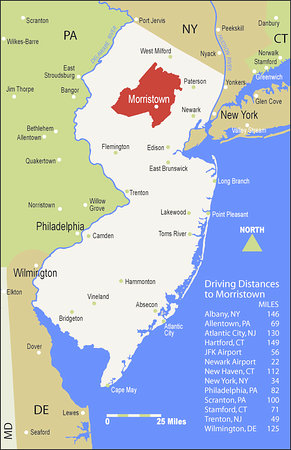 Morris County is closer than you think!
