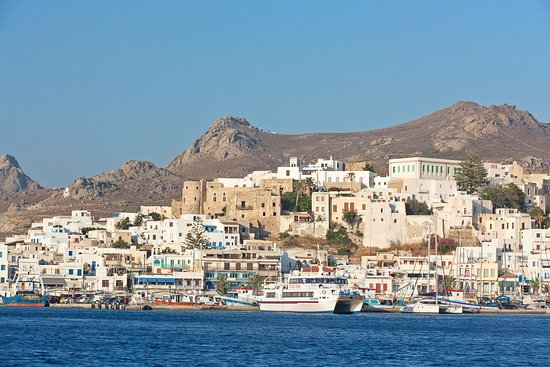 Naxos Travel Agency