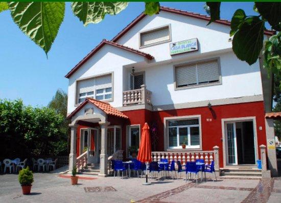 Hostal Casa Blanca, Hotels in Illa de Arousa