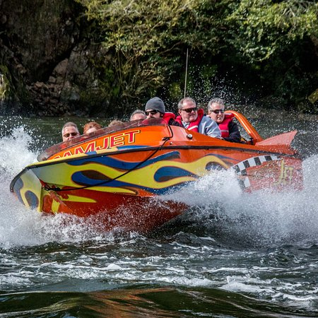 CAMJET Boat Tours Cambridge