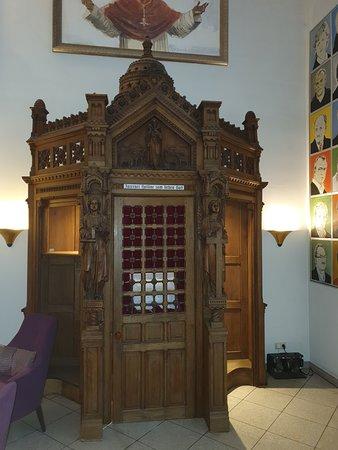 Marienfeld, Alemania: Foyer