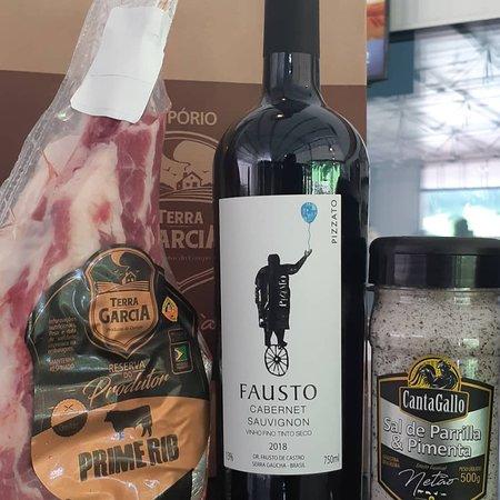 Machado, MG: Compre carnes, vinhos e temperos especiais com preços acessíveis.