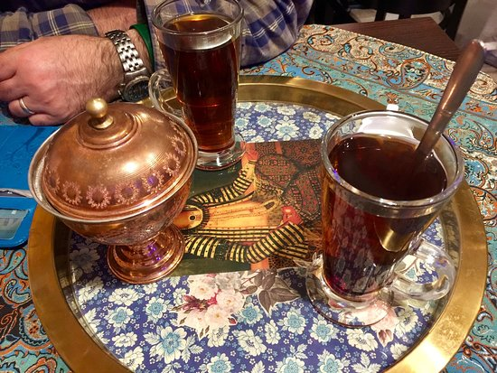 North Finchley, UK: Shah Abbas Restaurant