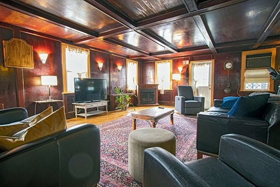 Palenville, NY: Lounge/Bar area