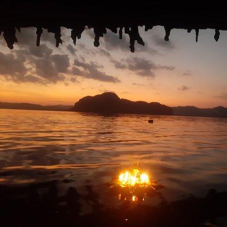 Провинция Пханг-Нга, Таиланд: Sunset