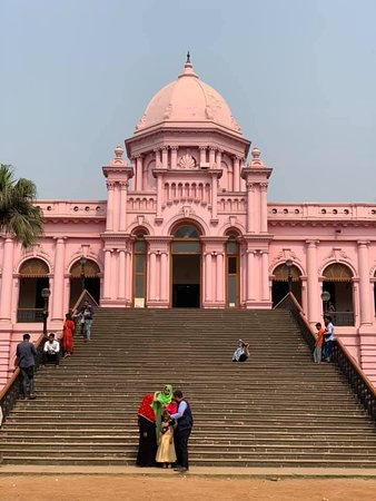 Explore Dhaka City in a Local Way !!: Ahsan Manzil