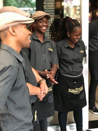 Service Ambassadors