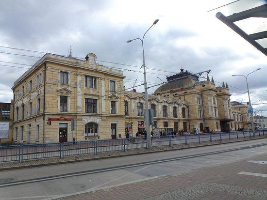 České Budějovice, Česká republika: Во всей красе!!!
