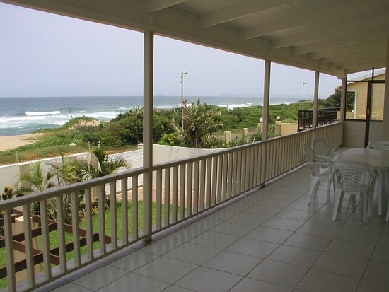 La-Lucia, South Africa: Sea Views From our 18 A Villa