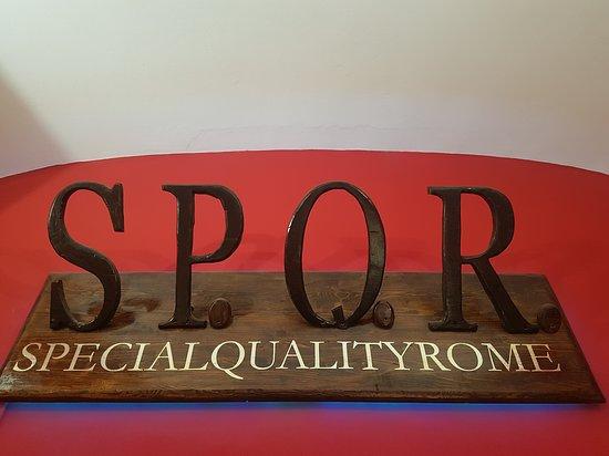 Special Quality Rome
