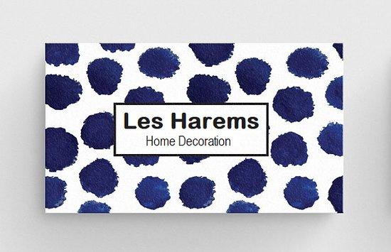 Les Harems Business card