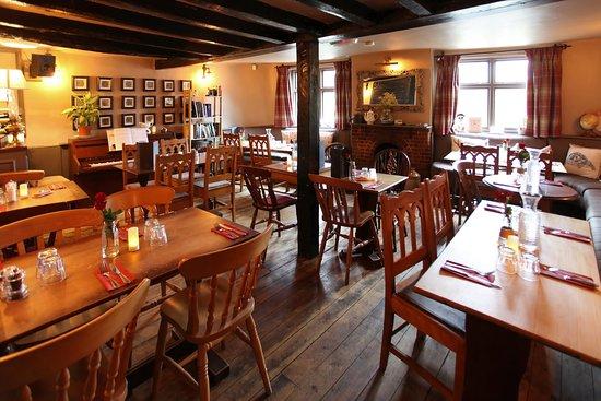 Rotherfield Greys, UK: Piano Bar