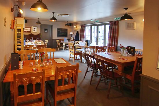 Rotherfield Greys, UK: The Lounge
