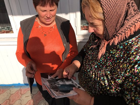 Terebovlya, Ukrajina: Local research