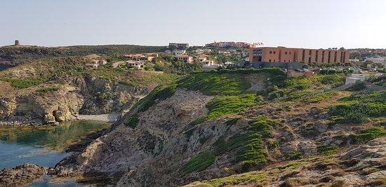 Torre dei Corsari, Италия: Vista panoramica dell'Hotel