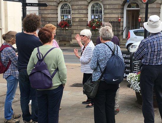 Unlocking Warwick - Court House Tours